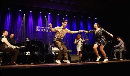 Boogie-Woogie, Blues und klassischer Jazz vom Feinsten!