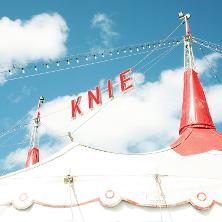 Circus Knie 2019 - mit Zirkusclowns