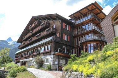 Hinter den Kulissen der Hüttenberg Lodge in Braunwald - 1