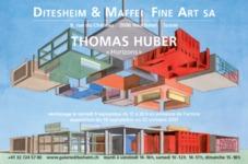 "Exposition : Thomas Uber ""Horizons"""