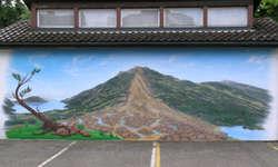 Das Bergsturzmuseum zeigt eindrückliche Funde aus dem Goldauer Bergsturz.