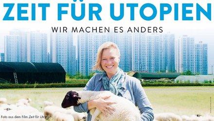 """""""Glarus weltoffen"""" lädt zum Marktplatz der Utopien ein"""