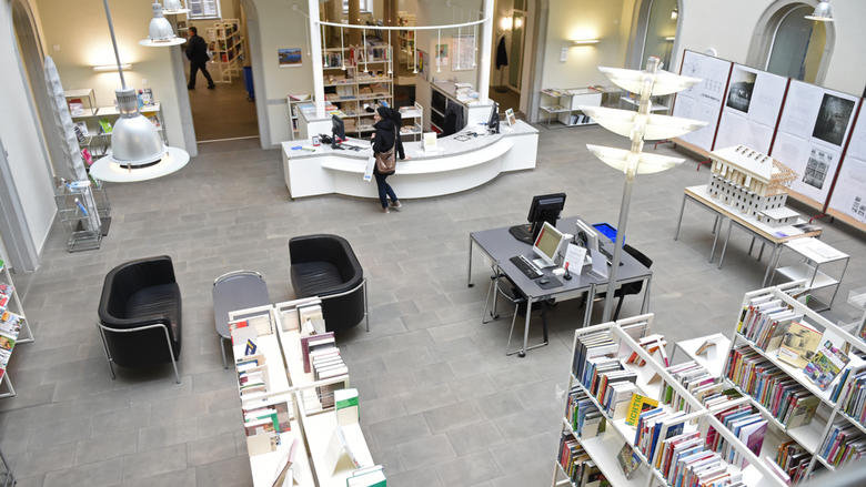 arttv: Landesbibliothek Glarus - mehr als eine gewöhnliche Bibliothek