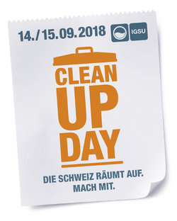 Clean up Day Logo 2018