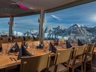 © 360°-Restaurant Piz Gloria