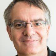 Dr. Urs Leuzinger, Leiter Museum für Archäologie des Kantons Thurgau