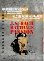 ***VERSCHOBEN***Matthäus-Passion Pfäfers