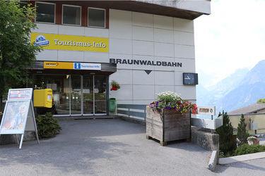 Tourismusbüro Braunwald - 1