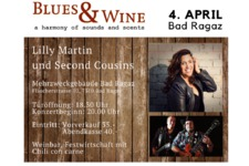 <strong>ABGESAGT</strong> - Blues & Wine 2020