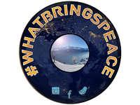 #WhatBringsPeace by Annina Roescheisen