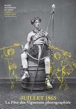 Juillet 1865: la Fête des Vignerons photographiée