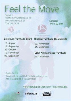 Feel the move - Jugendarbeit - 1