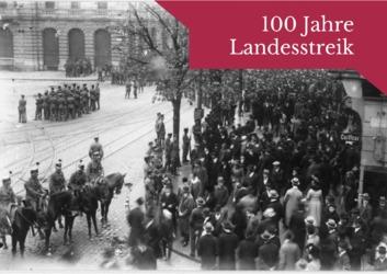 100 Jahre Landesstreik