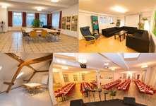 Kirche Neuwies - diverse Räume