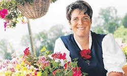Hervorragend gekocht und grosse Gastfreundschaft gezeigt: Priska Abegg die diesjährige Siegerin des Landfrauenbewerbs von SF1.