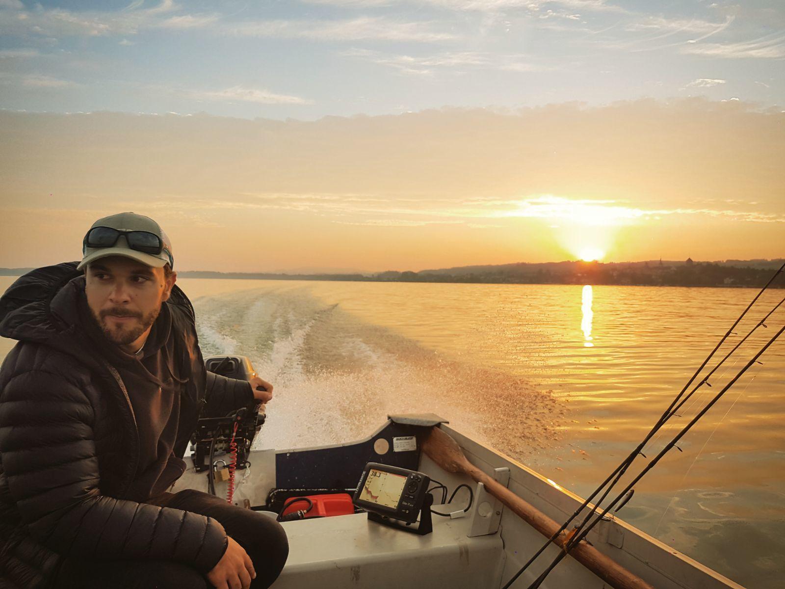 Schulung und geführte Fischertouren