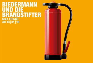 Biedermann und die Brandstifter - 1