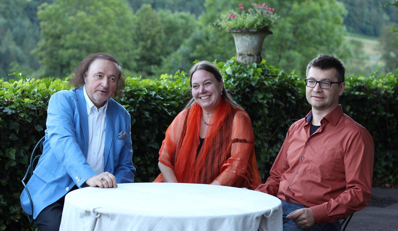 Eine literarisch-musikalische Donaureise