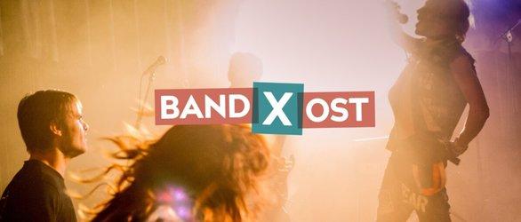 «bandXost» wir fördern die Musiktalente der Ostschweiz.