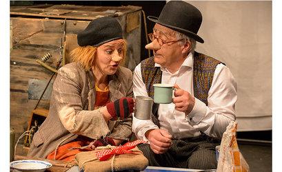 Theater Dampf Kindertheater - De Anderscht vo Anderschtwo