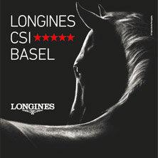 LONGINES CSI BASEL - 1