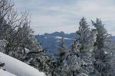 Skitour Heidiland