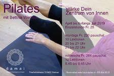 Pilates mittwochs