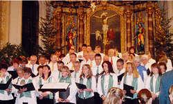 Das Adventskonzert in Unteriberg erfreute die Besucher. Foto: Kurt Fässler