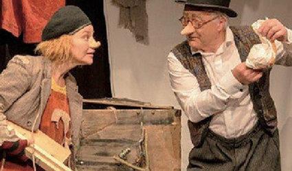 Kindertheater Dampf: De Anderscht vo Anderschwo