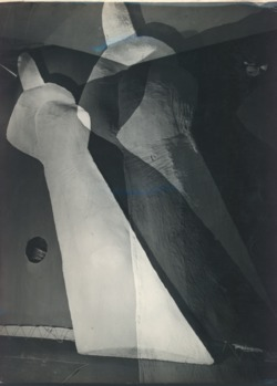 Friedrich Kieslers Figue Anti-Tabou, Exposition Internationale du Surréalisme, Galerie Maeght, Paris 1947, © 2019 Österreichische Friedrich und Lillian Kielser-Privatstiftung, Wien