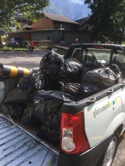 Clean Up Day 2019 - gemeinsam gegen Littering