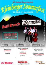 Kleinberger Sommerfest