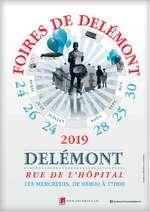 Foires de Delémont