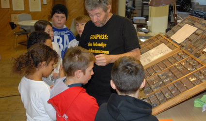 Graphos - das lebendige Buchdruckmuseum