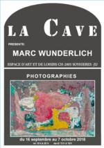 La Cave : Marc Wunderlich - Photographies