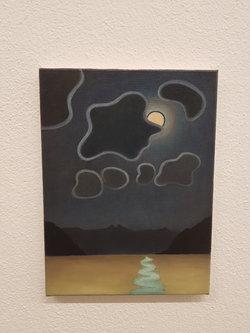 Malerei Caroline Bachmann