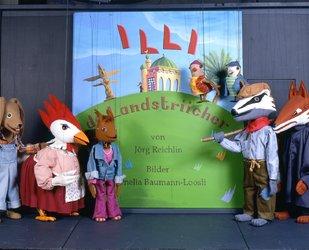 "Looslis Puppentheater ""Illi de Landstriicher"""