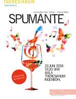 Flyer Spumante - Gemischter Chor Schwyz