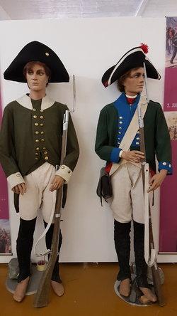 Russische Uniformen