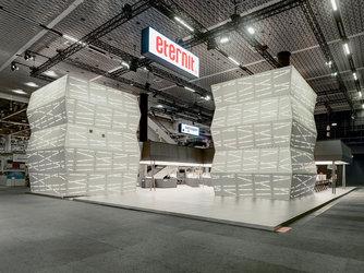 Eternit an der Swissbau 2020