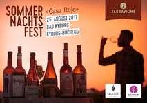 Sommernachts-Fest Casa Rojo im Bad Kyburg