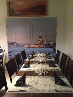 Divan Grillhaus Baar Guidle