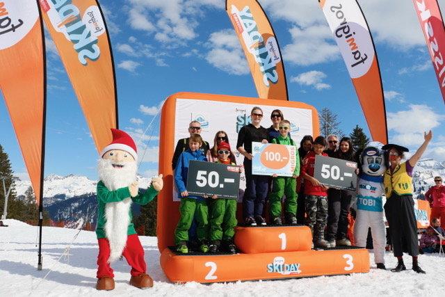 Famigros Skiday 2019 Braunwald