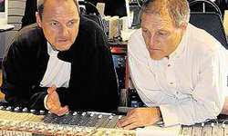 Die «Back to Earth»-Brüder: Thomas und Bruno Hasler (von links), sind weiterhin auf Erfolgskurs.