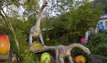 ABGESAGT! «Familienbesuch bei den Dinosauriern»