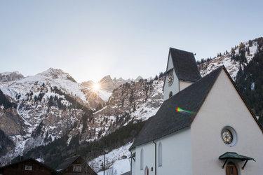 Sonnenspektakel im Martinsloch 13./14. März 2019 - 1