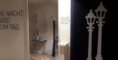 """""""Guet' Nacht...?"""" - Eine Ausstellung zu Licht und Lärm in der Nacht - 1"""