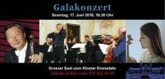 Musik im Kloster 2018: Galakonzert mit dem Kammerorchester Österreich