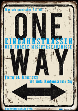 Flyer ONE WAY