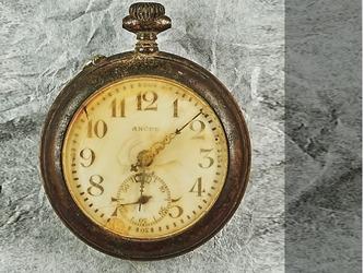 Taktstock - Italianità - Dampfschiff und eine Taschenuhr